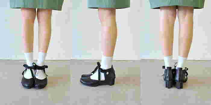 人体構造学に基づいた身体に最も良い作りでありながら、ファッショナブルかつシンプル。機能美を追求する丁寧な靴作りで評価が高いブランドです。一点一点、職人による手作りにこだわっています。