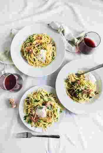 ロングからショート、ニョッキやラザニアなどさまざまパスタをご紹介しましたが、いかがでしたか?手軽にレストランの味を再現できるパスタとソースのレシピ。ぜひ、ご家庭で試してみてくださいね。