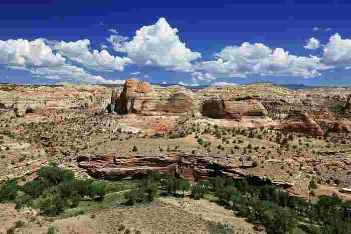 アメリカ合衆国アリゾナ州・コロラド渓谷にある大渓谷、グランド・キャニオンは、アメリカ観光における王者ともいえる景勝地です。悠久の歳月をかけて浸食が繰り返された渓谷には、先カンブリア紀の地層をも見ることができ、46億年もの間、地球が歩んできた歴史の足跡を垣間見ることができます。