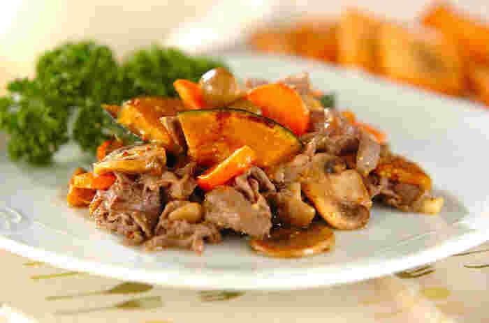 具材を炒めてからマリネするので、失敗しがちな味付けミスも防げますよ。お料理初心者さんでも簡単に味が一発で決まる嬉しいレシピです。