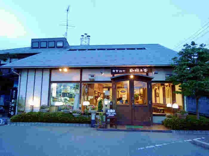 佐野の自家焙煎珈琲店といえばこちら「珈琲音」 本格的で種類も豊富なので、コーヒーにこだわりのある人におすすめです。