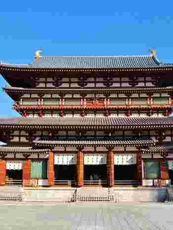 奈良市内ではあるものの、東大寺・ならまちエリアからは離れており、斑鳩エリアからも電車ではアクセスしにくいのが西ノ京エリア。しかし、世界遺産の薬師寺や唐招提寺などを始め魅力的なスポットがあります。