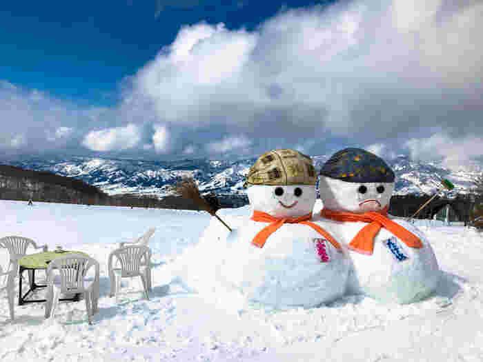 野沢温泉のすぐ近くにある「野沢温泉スキー場」もとても人気のスポット。こちらでスキーやスノーボードを楽しんで、帰りに温泉に入るという日帰りプランも人気です。野沢温泉には、外湯以外にも日帰りで利用できる温泉施設があるので、ぜひご利用ください。