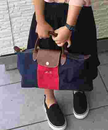 お店によってはオーダーメイドでカラーリングを選んだりネーム入れたりすることもできるので、自分だけのオリジナルバッグが欲しい人にもぴったり。