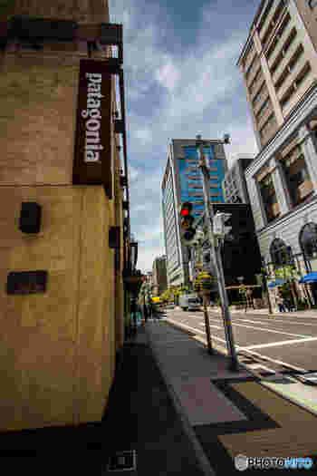 旧居留地にも明治~昭和初期にかけて建築された建造物が残っており、カフェやレストランとして利用できるお店があります。  ちょっとした街角の風景も絵になる旧居留地。歩いているだけでもおしゃれな気分を味わえる街です。
