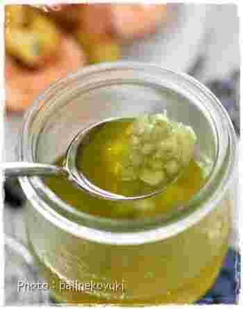 塩麹とオリーブオイルの組み合わせが絶妙。 ドレッシング代わりにもなります。