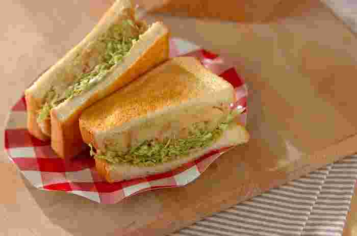 「沼サン」とは、何か聞いたことはありますか?それは、陶芸家・大沼道行さんの奥さんである、ゆきさんの作ったサンドイッチのこと。これを「#沼サン」と名付けてゆきさんがInstagramに投稿したところ、そのフォトジェニックな見た目とシンプルで美味しそうなレシピであっという間に話題に。あふれるほどのキャベツが特徴!