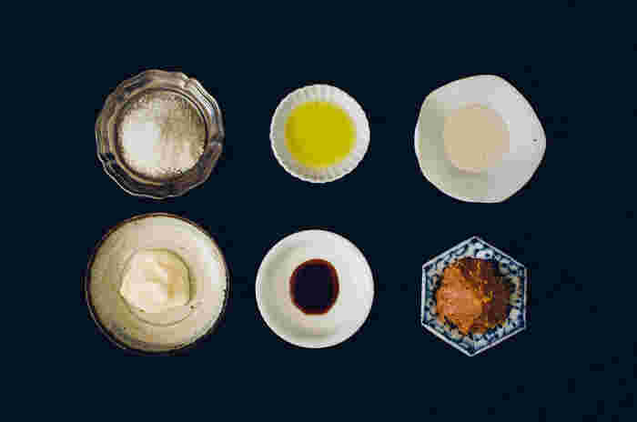 普段使い慣れた調味料も、使い方次第でさらに美味しくなるんです。さっそくコツをお教えします。