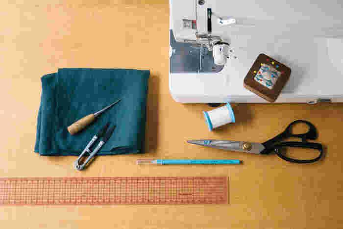 【連載】cocca×キナリノ「素敵な布ではじめるソーイング」 vol.3-クッションカバー&パネル