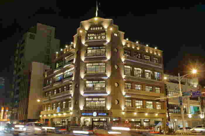 台南でお土産を買うなら、こちらの「林百貨店」がおすすめです!林百貨店は、日本統治時代の1932に山口県出身の林方一氏によって創立されました。現在でも、日本統治時代のノスタルジックな雰囲気を感じることができます。