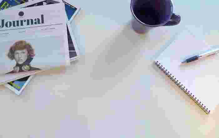 慌ただしい朝は新聞や本を読む時間を確保しづらいものですが、朝活ならば集中して情報を取り入れることができます。朝に知りえた情報を会話の糸口に、仕事がうまく運ぶなんてことがあったら嬉しいですよね。