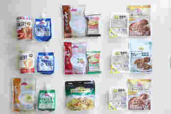 1日3食、お腹いっぱい食べるとしたらかなりの量になり、わざわざ準備するのは大変。だからこそ、日常の延長で備蓄ができるローリングストックが役立つんです。