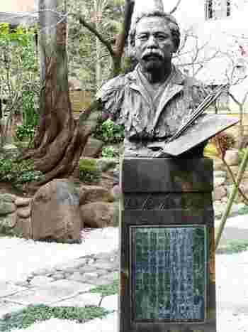 書道博物館は開館当時から数十年、中村家によって維持されていましたが、平成7年に台東区へ寄贈され、平成12年に現在の台東区書道博物館になりました。