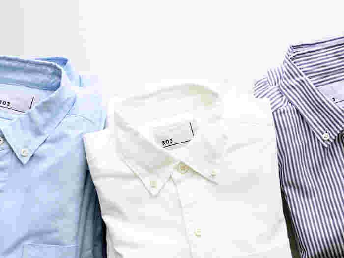 春は爽やかなシャツやブラウスが恋しくなる季節。ふわりと軽いブラウスは、春のウキウキとした気分を、カチッとしたシャツは、新年度の始まりの引き締まる気持ちをそれぞれ代弁してくれているかのよう。そんな春に着てみたい、ブラウスやシャツをご紹介します。