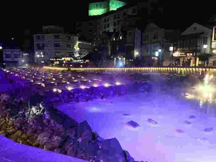 湯畑や湯もみが有名な、言わずと知れた群馬の名湯、草津温泉。群馬県を代表する観光地でもあります。