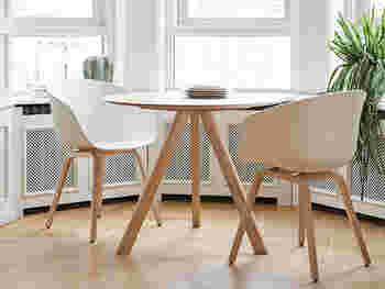 北欧家具はシンプルで機能的でありながらスタイリッシュなデザインを兼ね備えているものが多いですよね。どんなインテリアとも合わせやすく、『一生使い続けられるような、いいものを』と考えた時こそ北欧ブランドがおすすめ!
