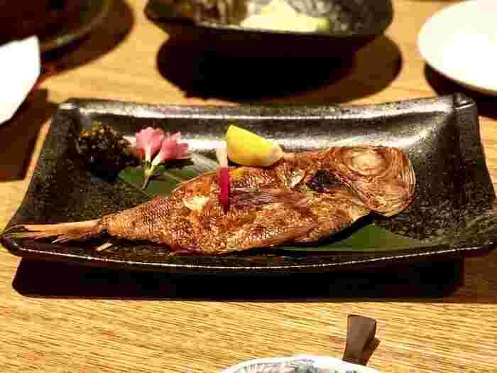 この他、お魚の焼き物や煮物、そしてこだわりのお肉料理まで揃っており、シーンや気分に合わせて京料理を味わうことができます。