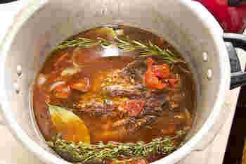 今回は圧力鍋で作りたい、美味しいレシピをご紹介します♪