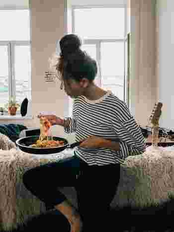 大好きな物を何時に食べても自由!満足いくまで食べてももちろんOK♪たまには頑張った自分へのご褒美を堪能してみてはいかが?