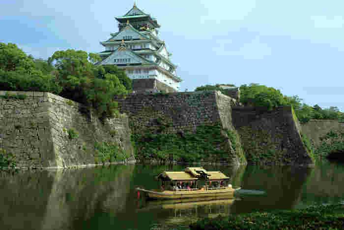 【大阪】都会のオアシス♪大阪城公園を訪れませんか?