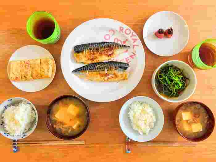 塩鯖とご飯、お味噌汁の他にもう少し欲しい、そんなときにおすすめの塩鯖に合う副菜などのレシピをご紹介します!