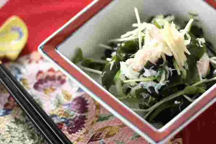 毛蟹は、身が小さめなので、身をほぐしていろいろなかに料理に使うことも多いようです。