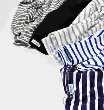 定番【ボーダーシャツ】フランス・イギリスの老舗ブランドをおさらい♪