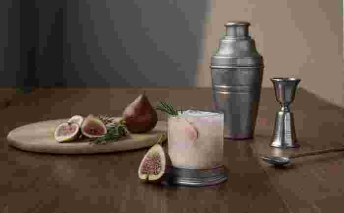 素材そのものの食感を活かして創り上げていくのが、ミクソロジー。フレッシュなおいしさや香りが楽しめます。