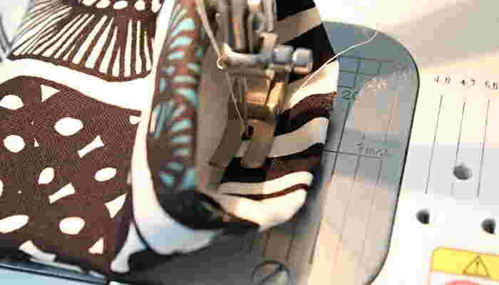 ブーツをいい状態で、長持ちさせるシューキーパー。ほんの少しのハギレでできて、しかもほぼ直線縫いでできるので、ソーイング初心者の方にもおすすめです。