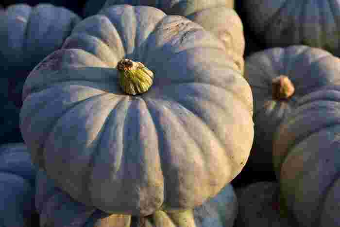 かぼちゃに多く含まれるビタミンAには、免疫力を高めてくれる働きや、のど・口・鼻の粘膜の乾燥を防ぐ働きがあるといわれています。ビタミンが失われがちな風邪のときに嬉しい食材です。
