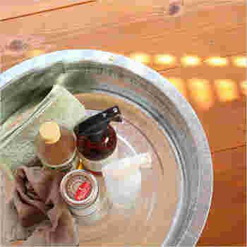 デリケートな衣服を手洗いしたり、掃除に使ったりと用途はいろいろ。お湯を張ってアロマを垂らし、足湯でリラックスなんていうのもいいですね。