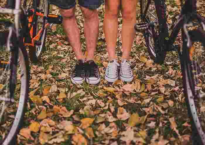歩くより早く、車より遅く、季節や空気を感じながら走れる自転車はかけがえのない相棒です。 交通ルールを守り、安全運転で楽しみましょう。