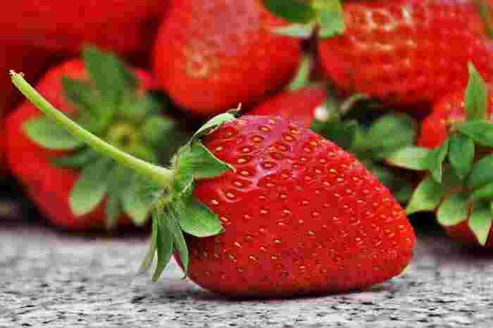甘酸っぱくて可愛い「春いちご」旬をもっと美味しく楽しむ手仕事&アレンジレシピ♪