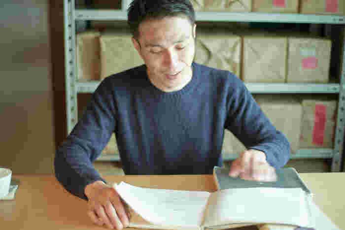 vol.56 UCHU wagashi・木本勝也さん -しあわせになる和菓子で新しい伝統をつくりたい