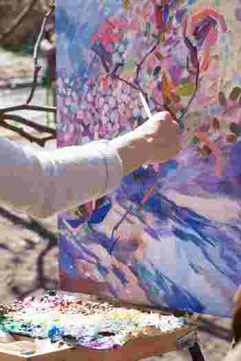 映画で触れるアートの世界。画家と、彼らを取り巻く人々を描いた9作品