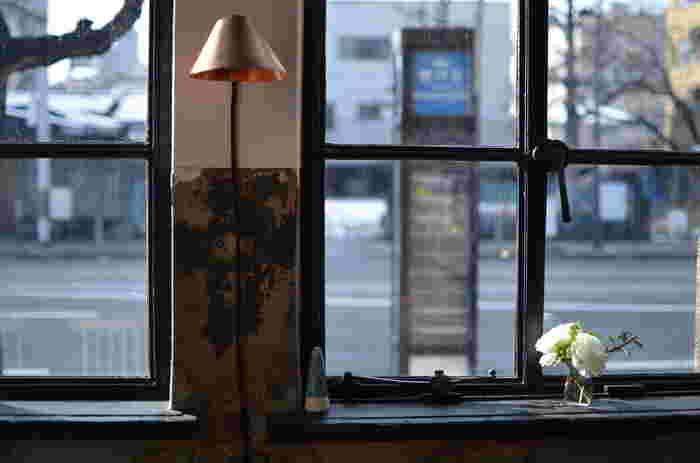 明治八年創業。美しい茶筒でおなじみ「開化堂」がこだわりのカフェをOPEN!