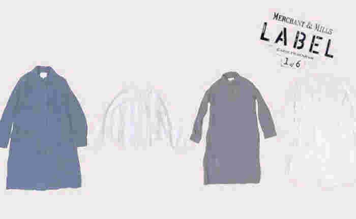 ロンドンのイースト・サセックス州にある小さな田舎町に拠点を置くキャロリン・デンハムによるブランドです。 フランスの伝統的な仕立て服を広めたいという想いで、パターンの製作やイギリス製品などの裁縫小物の仕入れを行っています。