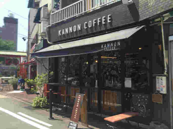 大須観音駅から歩いて5分程度。