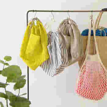 夏のバッグと合わせたい*おしゃれな「インナーバッグ」の使い方&おすすめアイテム
