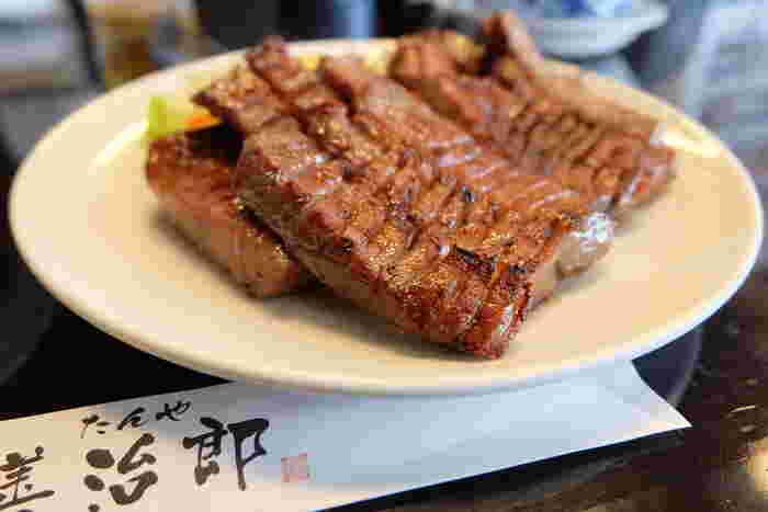 牛タン発祥の地、仙台には美味しいお店がいっぱい!