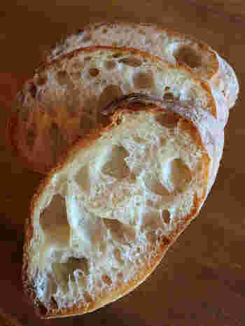 ハードパンは人気ですね。