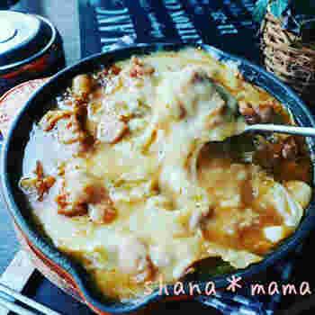 使う調味料が多くなりがちなチーズダッカルビ。焼肉のたれを使うことで、より手軽に楽しむことができます。韓国唐辛子が無くても作れる、初めてでも試しやすいレシピです。