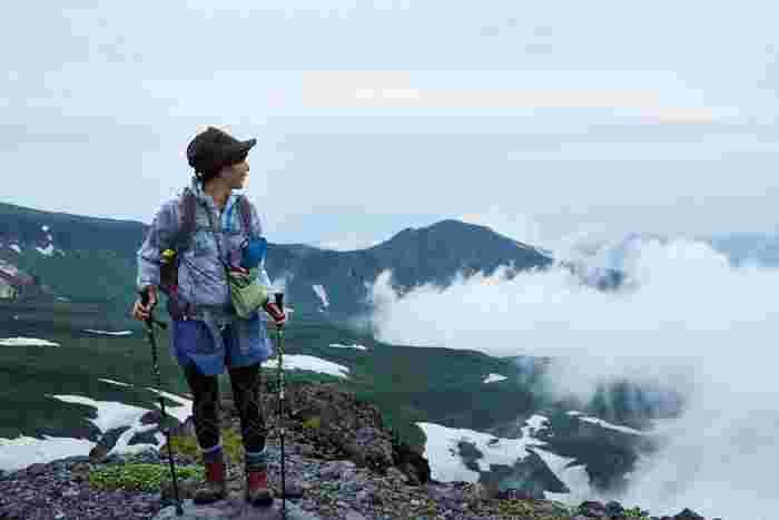 もっと山が好きになる♪四角友里さんに学ぶ《登山》の楽しみ方