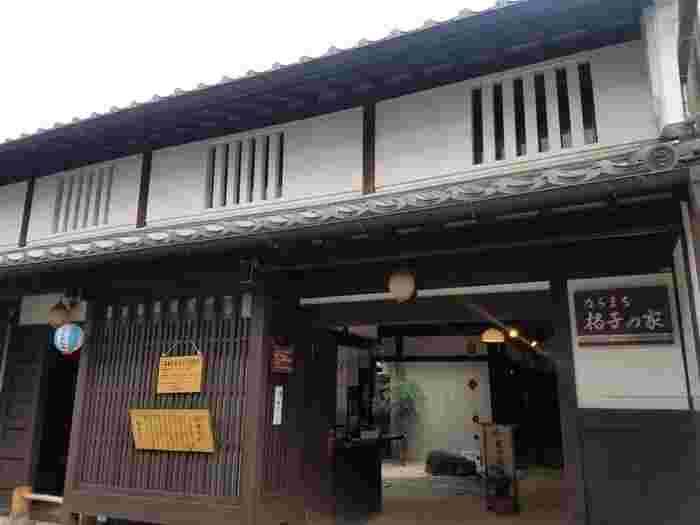 「ならまち格子の家」は、ならまちの伝統的な町家を再現しています。奈良独特の生活様式に触れることができるので、ぜひ立ち寄ってみてはいかがでしょうか?