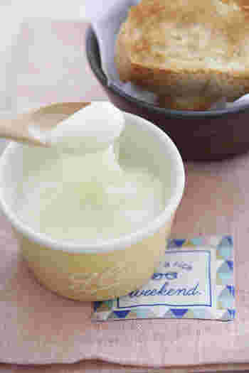 じゃがいもを使わず、お餅を活用したアリゴ。チーズとお餅、ミルクを煮るだけです。お餅のもちもち感がお好きな方におすすめです。