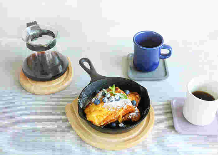 さらに、出来上がったお料理をそのまま食卓に出すことができるというのも大きなメリットのひとつ。インスタ映えする見栄えの良さも人気の秘密なんですね。