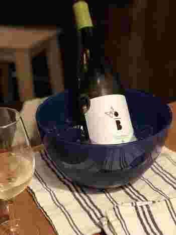 ご飯だけでなく、おいしいワインも楽しめますよ。ワインはボトルで4000円以下のものが多くコスパ抜群!お値段以上のお料理とお酒を楽しむことができます。