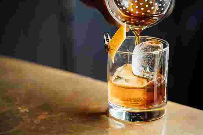 ウイスキーは、飲み方によってアルコール度数を調整出来て、いろいろな飲み方で違った味わいを楽しむことが出来るんです。