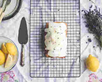 フランス生まれのレモンケーキ♪「ウィークエンドシトロン」で甘く幸せな時間を