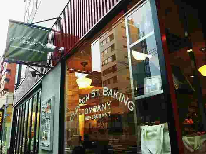 2013年、青山に上陸♪店は1・2階に。